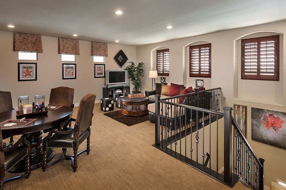 Eastmark s 7 home builders offer diverse floor plans for Loft in house