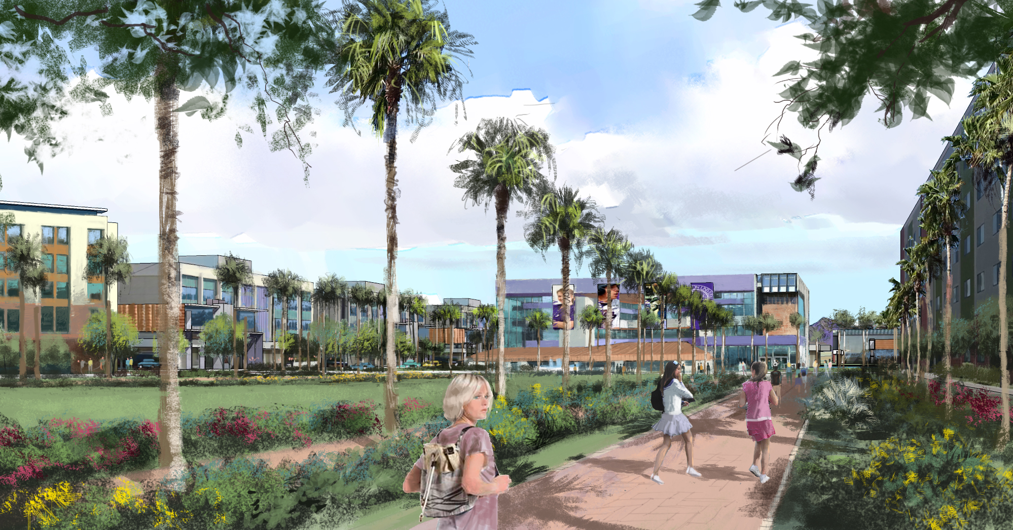 Grand Canyon University to Open New Campus at Eastmark