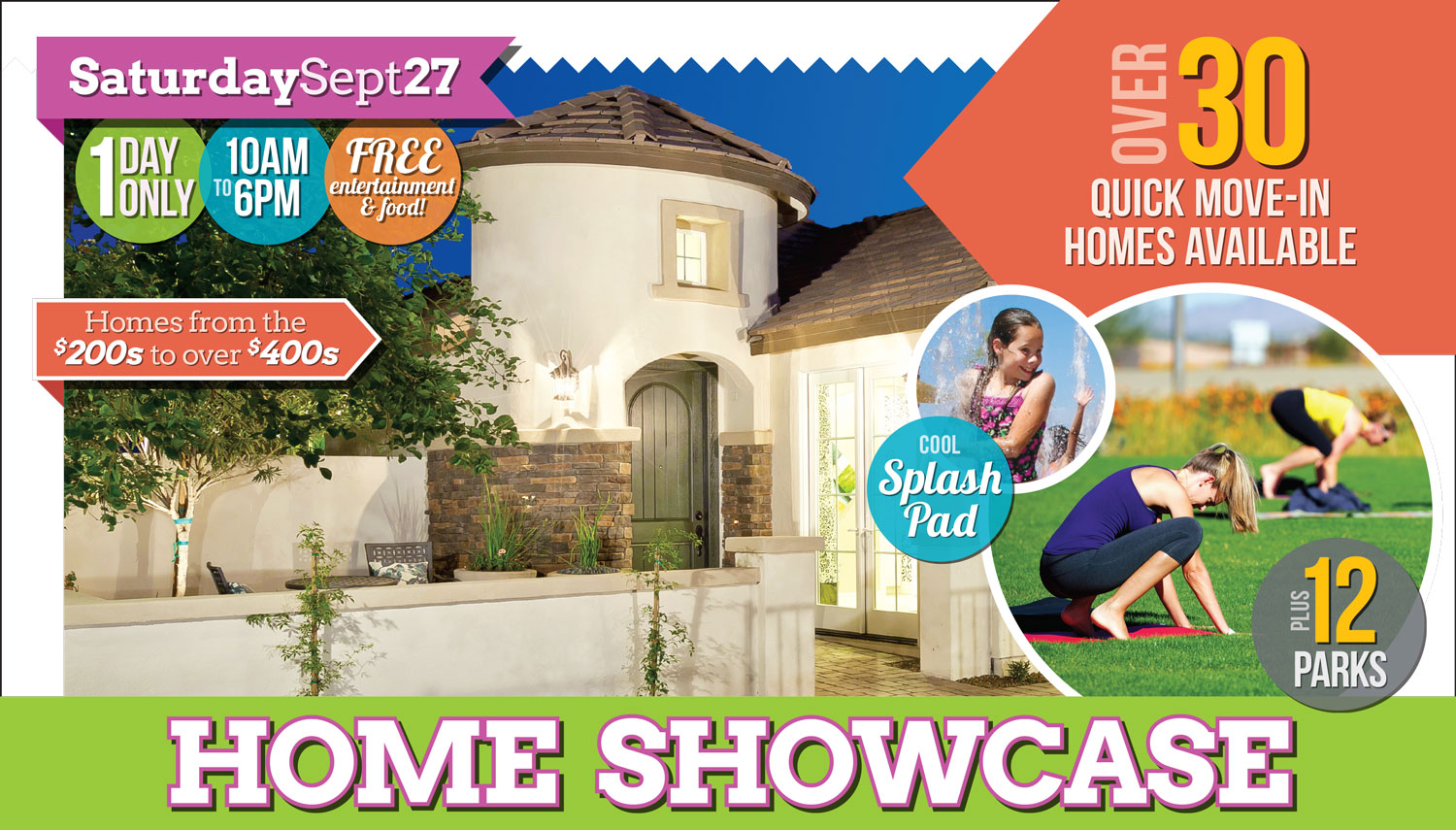 Home Showcase at Eastmark