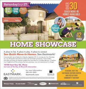 Eastmark Home Showcase @ Eastmark Visitors Center   Mesa   Arizona   United States