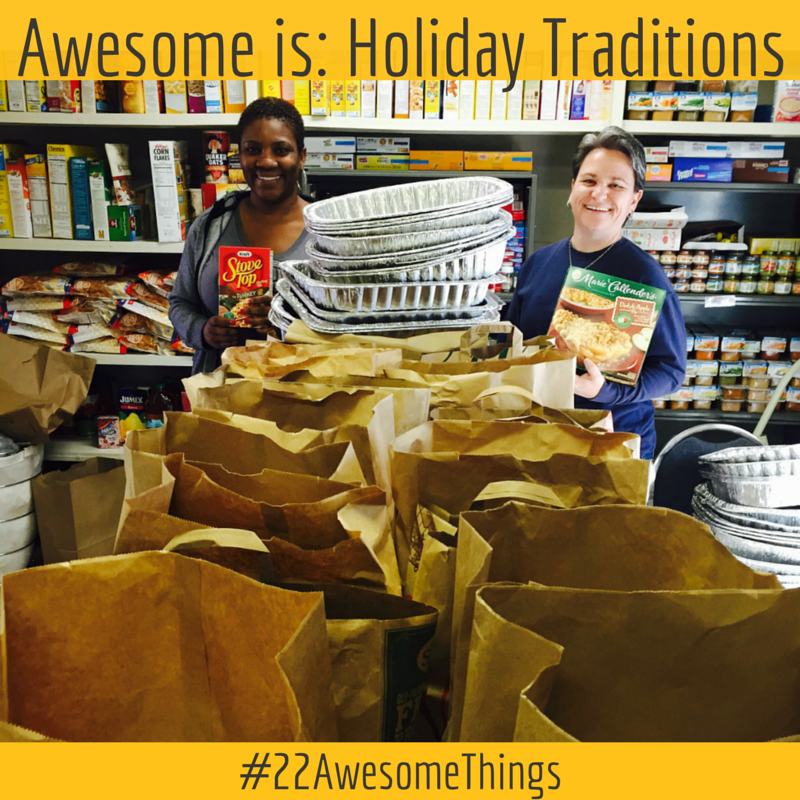 22 Awesome Things: Holiday Traditions