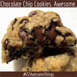 22 Awesome Things #7: Baking with family