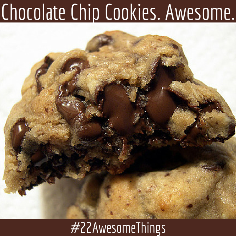 22 Awesome Things - Cookies