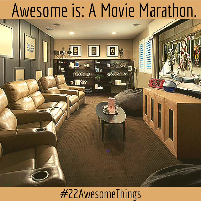 22 Awesome Things - Movies