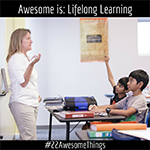22 Awesome Things #9: Lifelong Learning