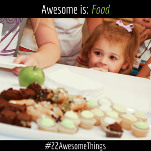 22 Awesome Things- Food