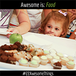 22 Awesome Things #19: Food