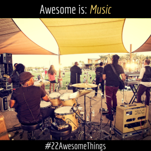 Music is Awesome | Eastmark