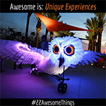 22 Awesome Things #21: Unique Experiences