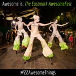 22 Awesome Things #22: The Eastmark AwesomeFest