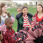 Honoring their sacrifice – creating a new patriotic tradition for Eastmark