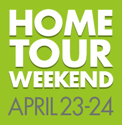 Home Tour April 23-24, 10a-5p