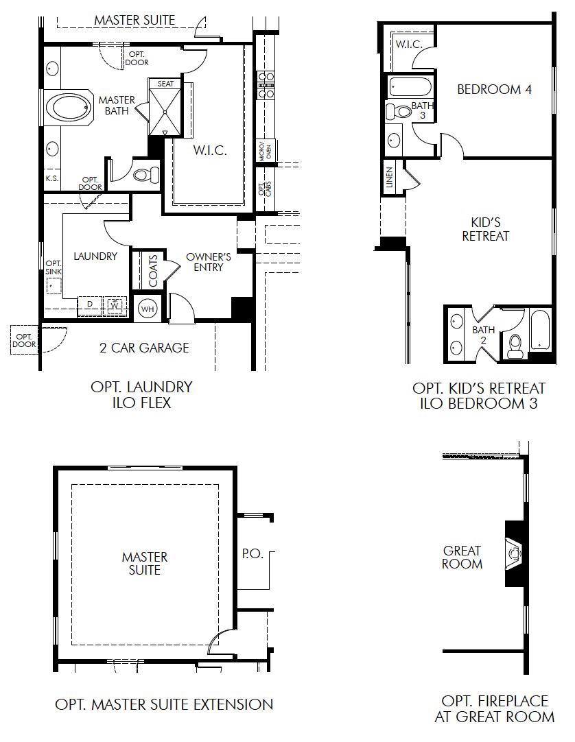 Annapolis – 3280 Floorplan