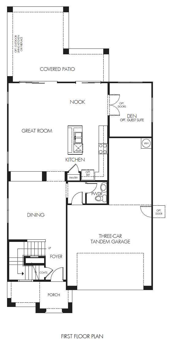 Hitchcock Plus – 2761 Floorplan