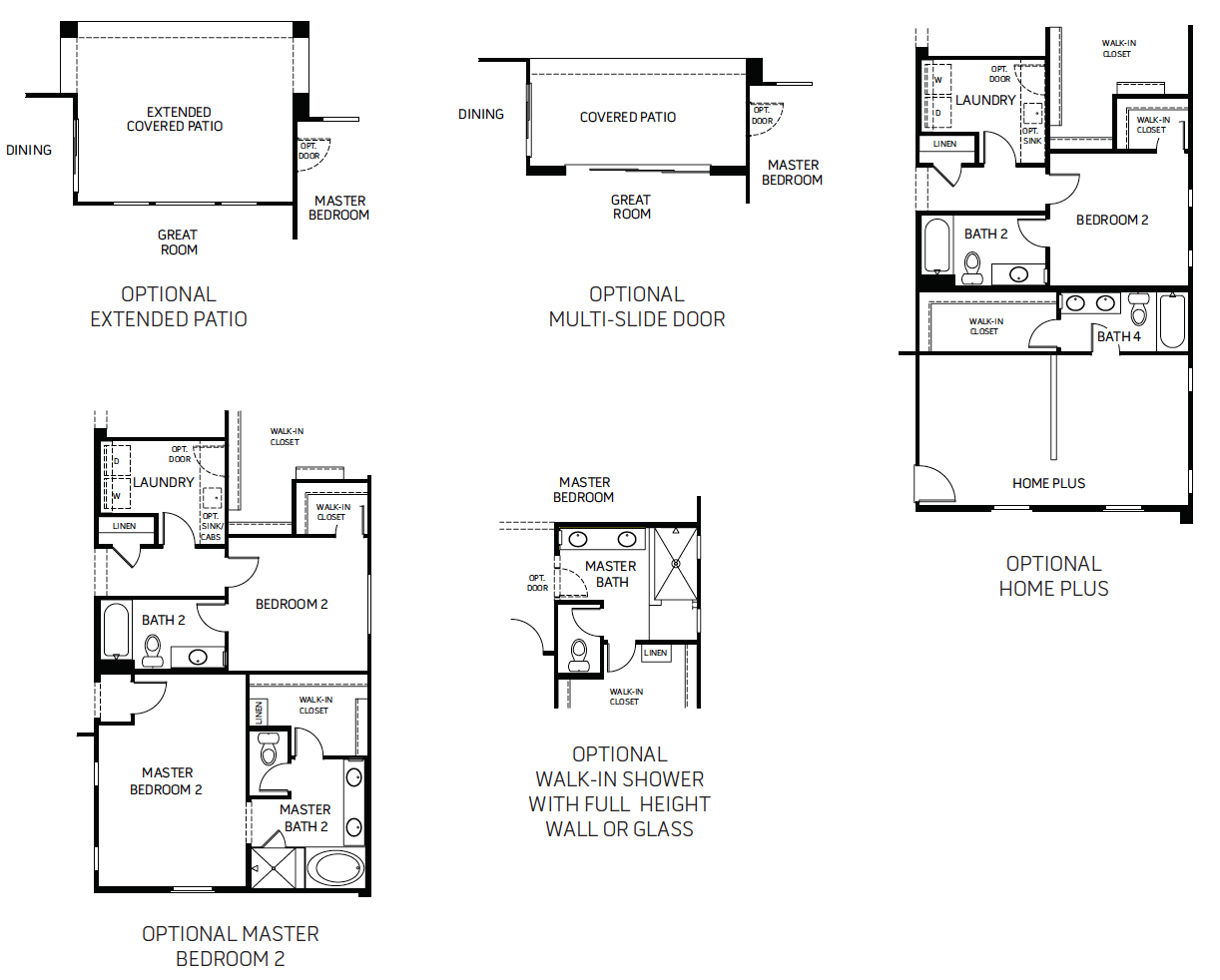 Horizon – 5050 Floorplan