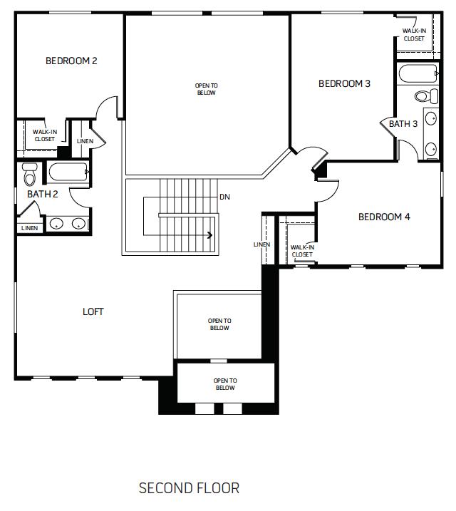 Tradition – 5003 Floorplan