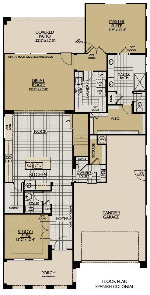 Delightful Juniper Floor Plan Part - 13: Juniper Floorplan