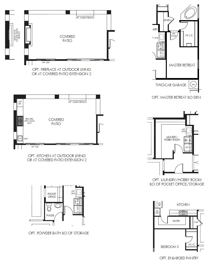 Arapaho – 2290 Floorplan