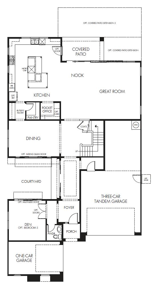 Thunder Basin – 4080 Floorplan