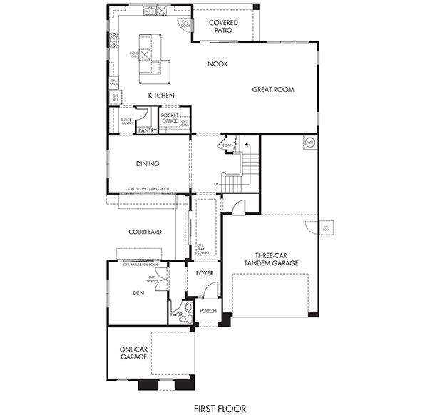 Thunder Basin – 4080 Floorplan