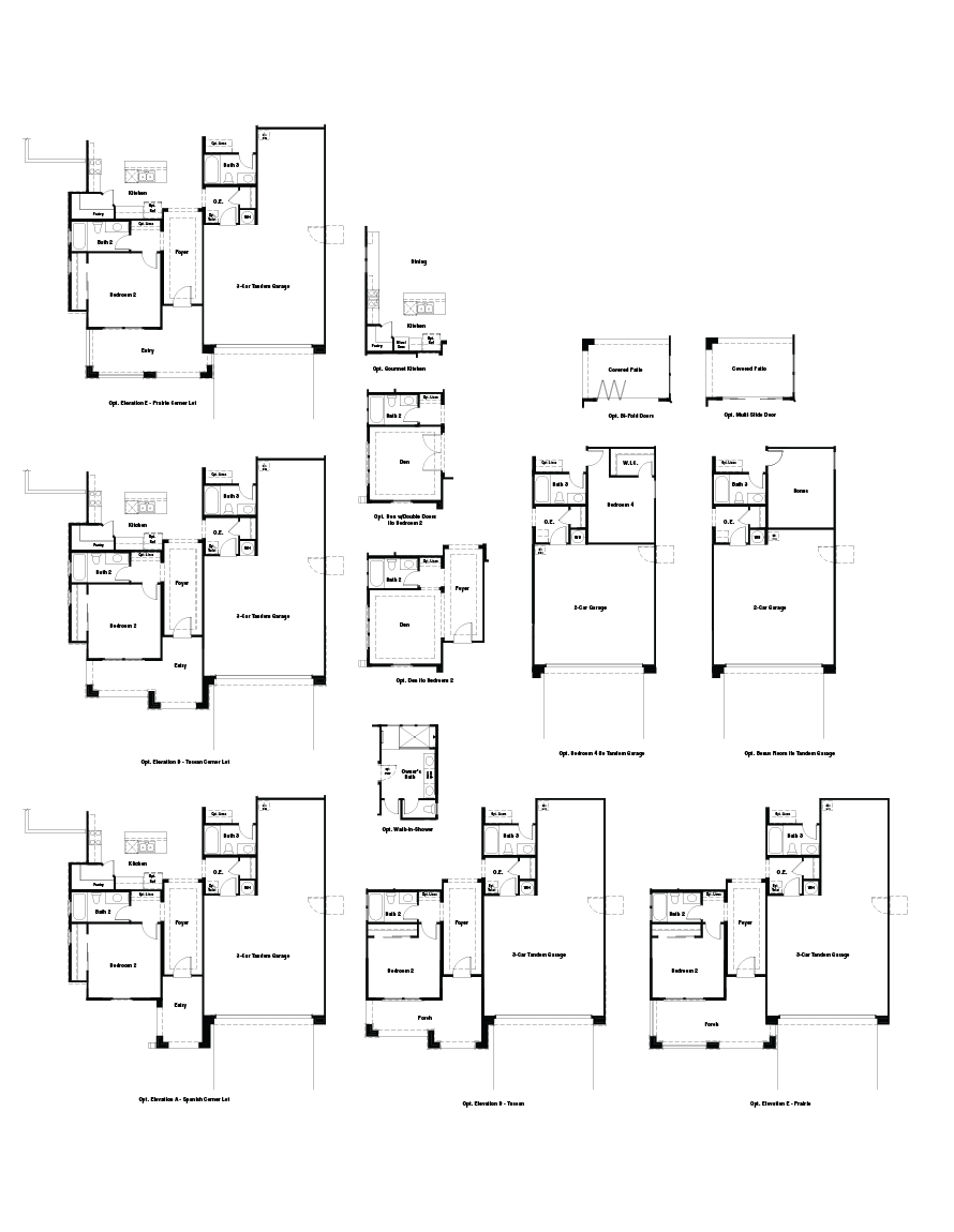 Sterling – 4023 Floorplan