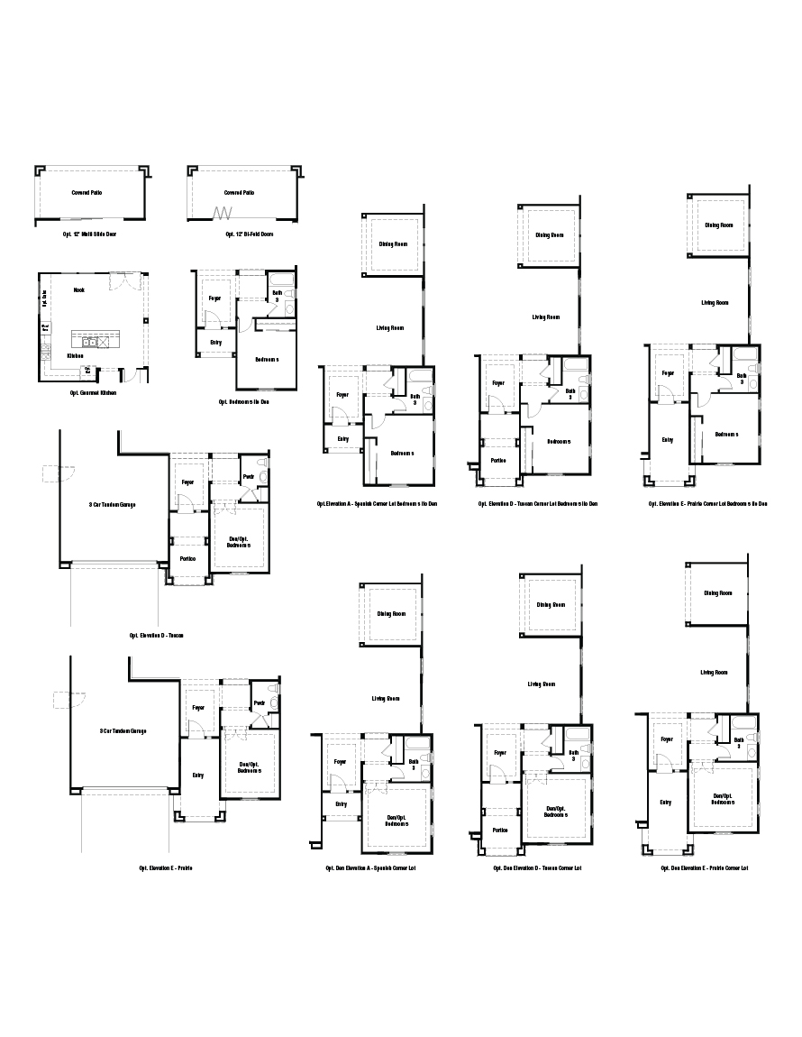 Copper – 4034 Floorplan