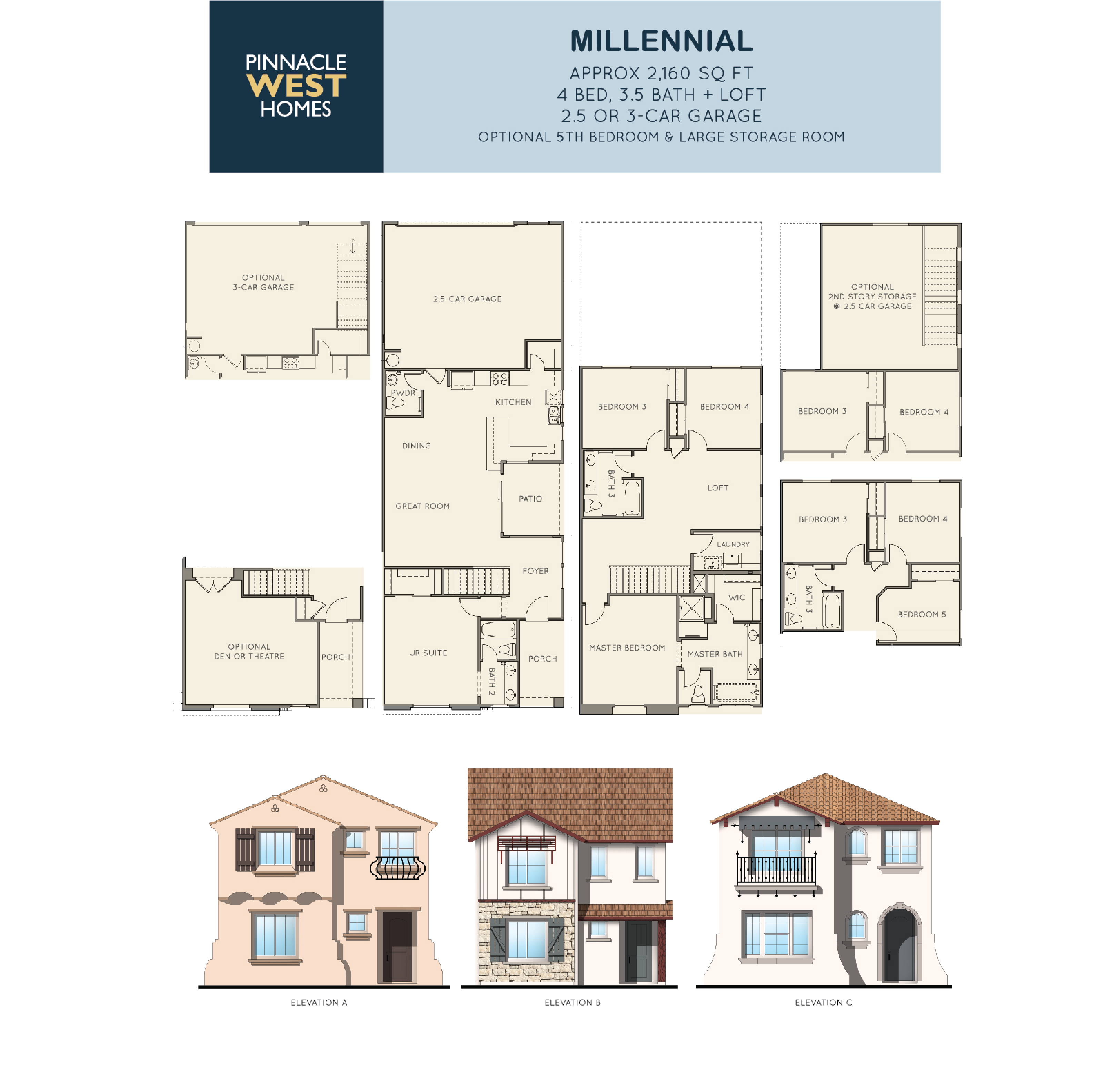 Millennial Floorplan