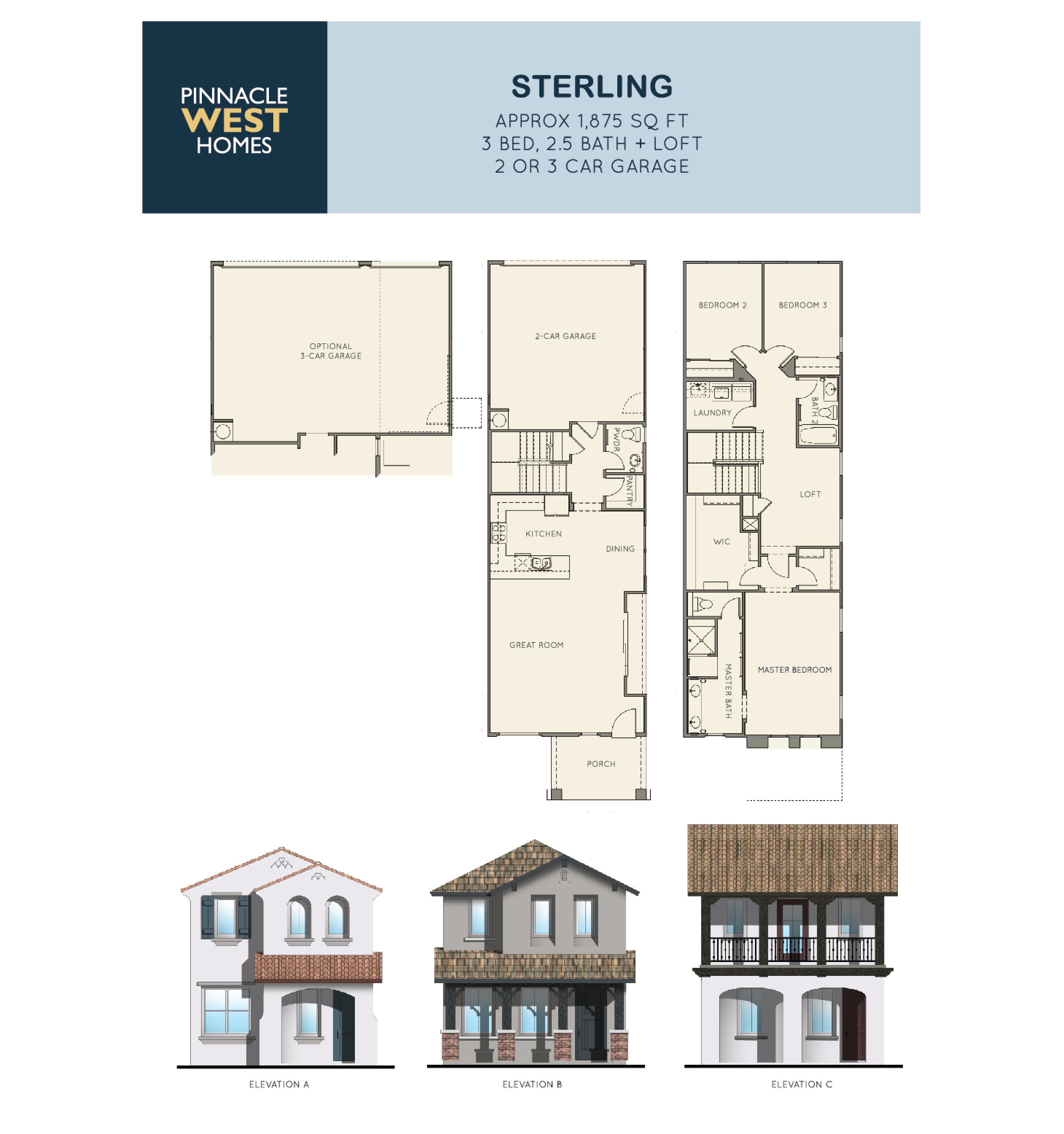 Sterling Floorplan