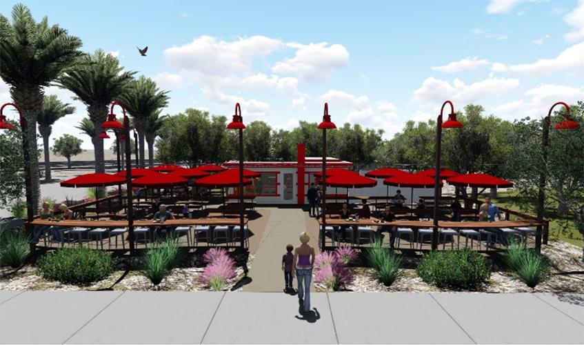 Handlebar Diner – Coming to Eastmark spring 2017