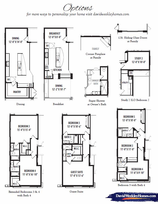 Indulge – 7633 Floorplan