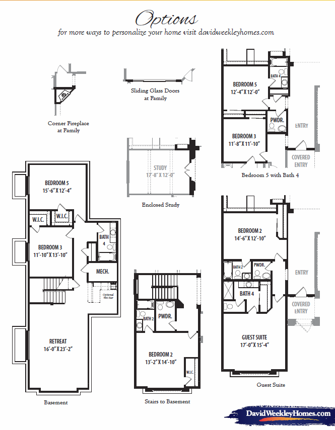 Radiant – 7651 Floorplan