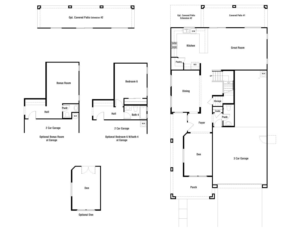 Jasmine Floorplan