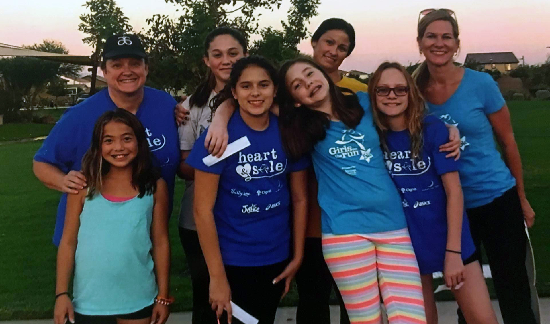 #iameastmark: Jennifer Hanlin & Girls on the Run