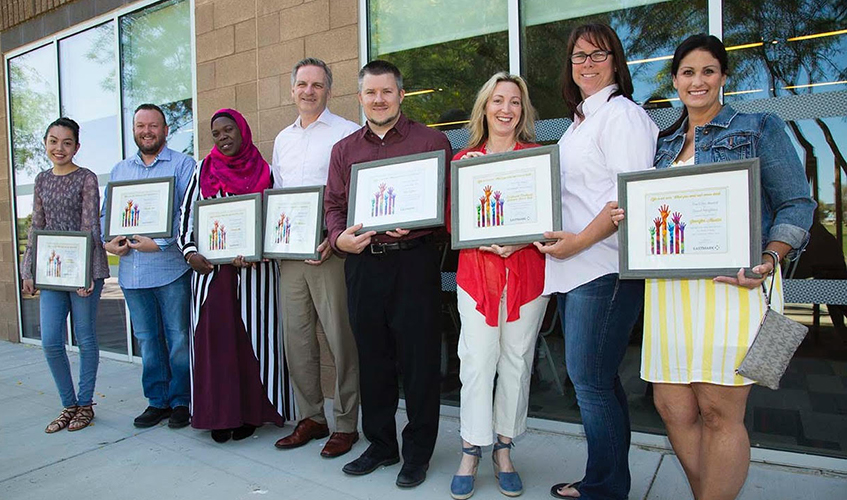 The Echo Awards honorees announced at annual volunteer celebration