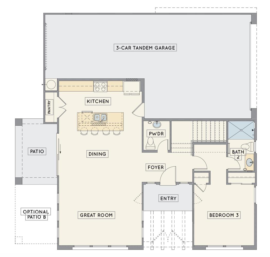 Monarch Floorplan
