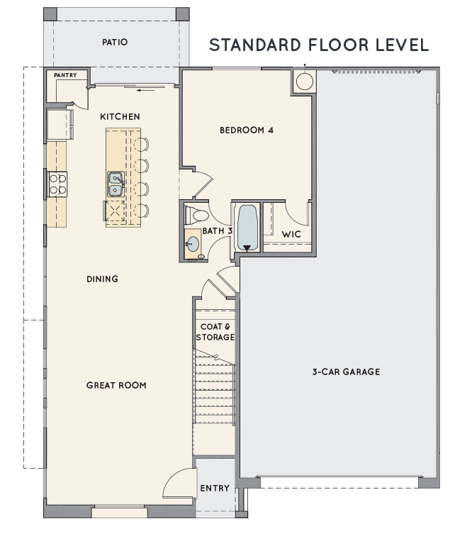 Regal Floorplan