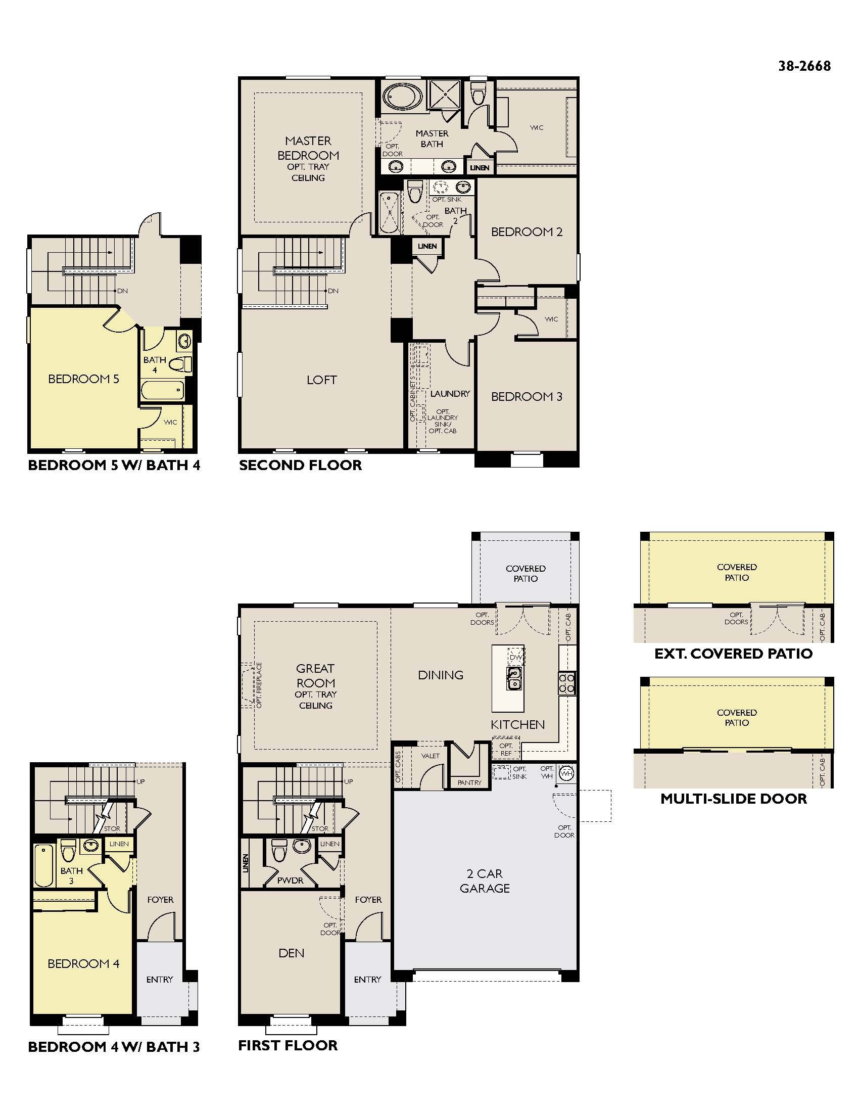 Oxford Floorplan