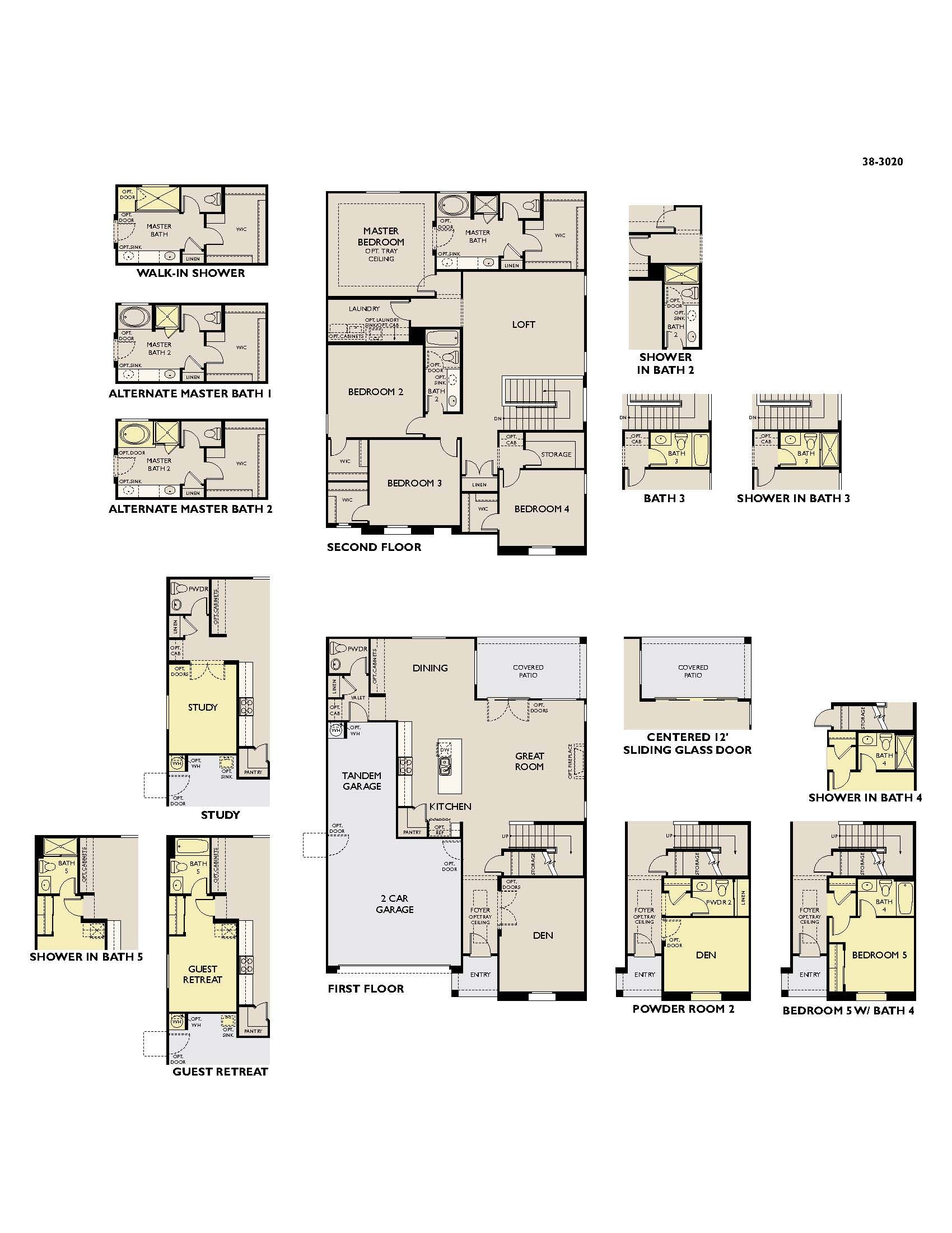 Stafford Floorplan