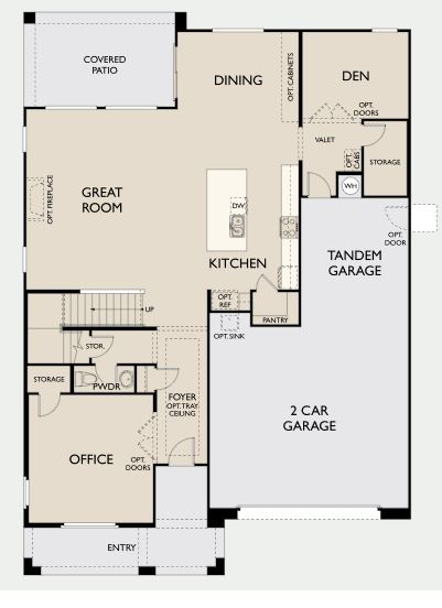 Diamond Floorplan