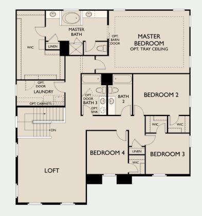 Onyx Floorplan