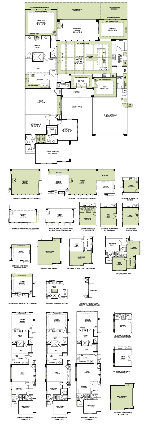 Charm | Home+ Floorplan