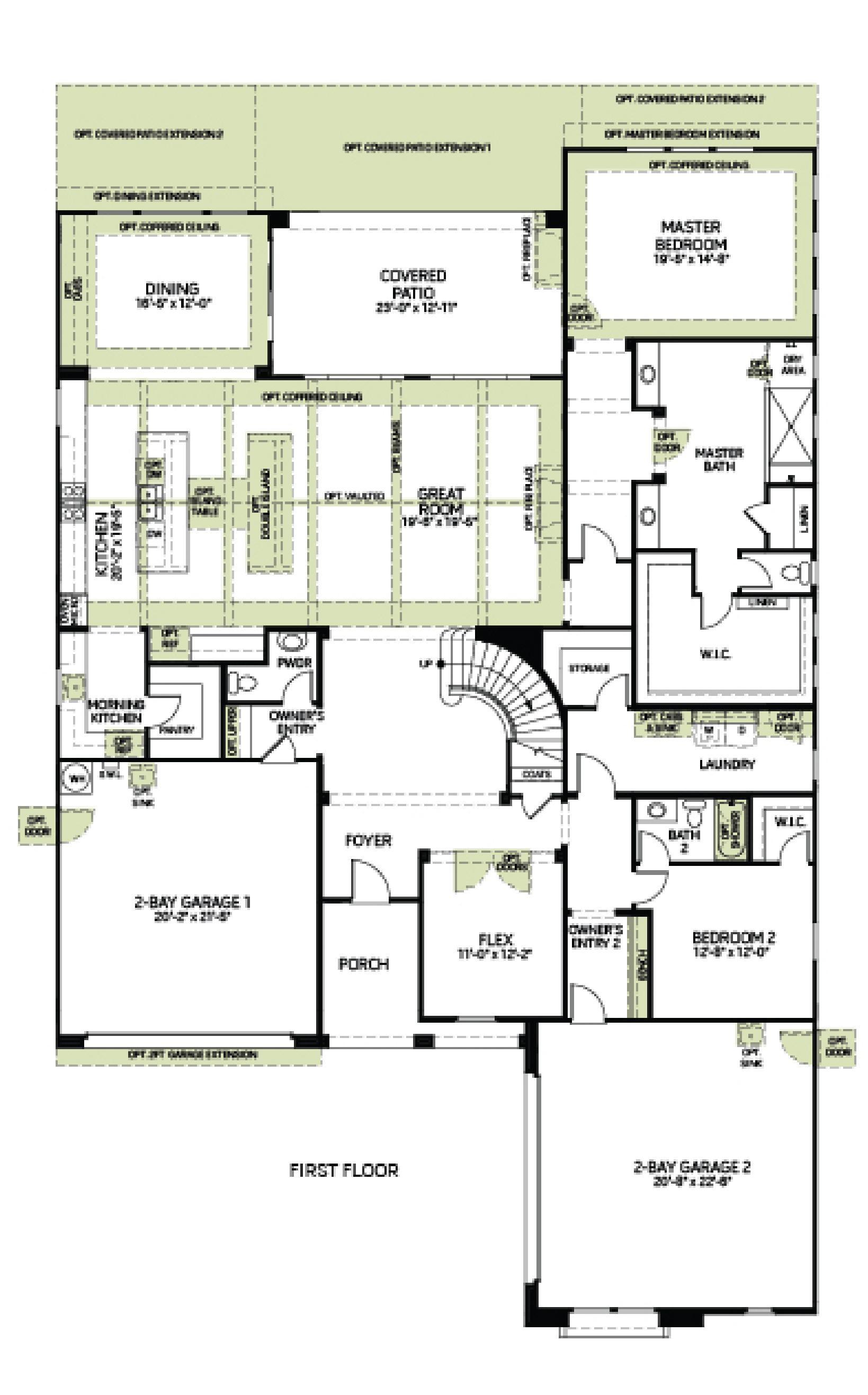 Grandeur Floorplan