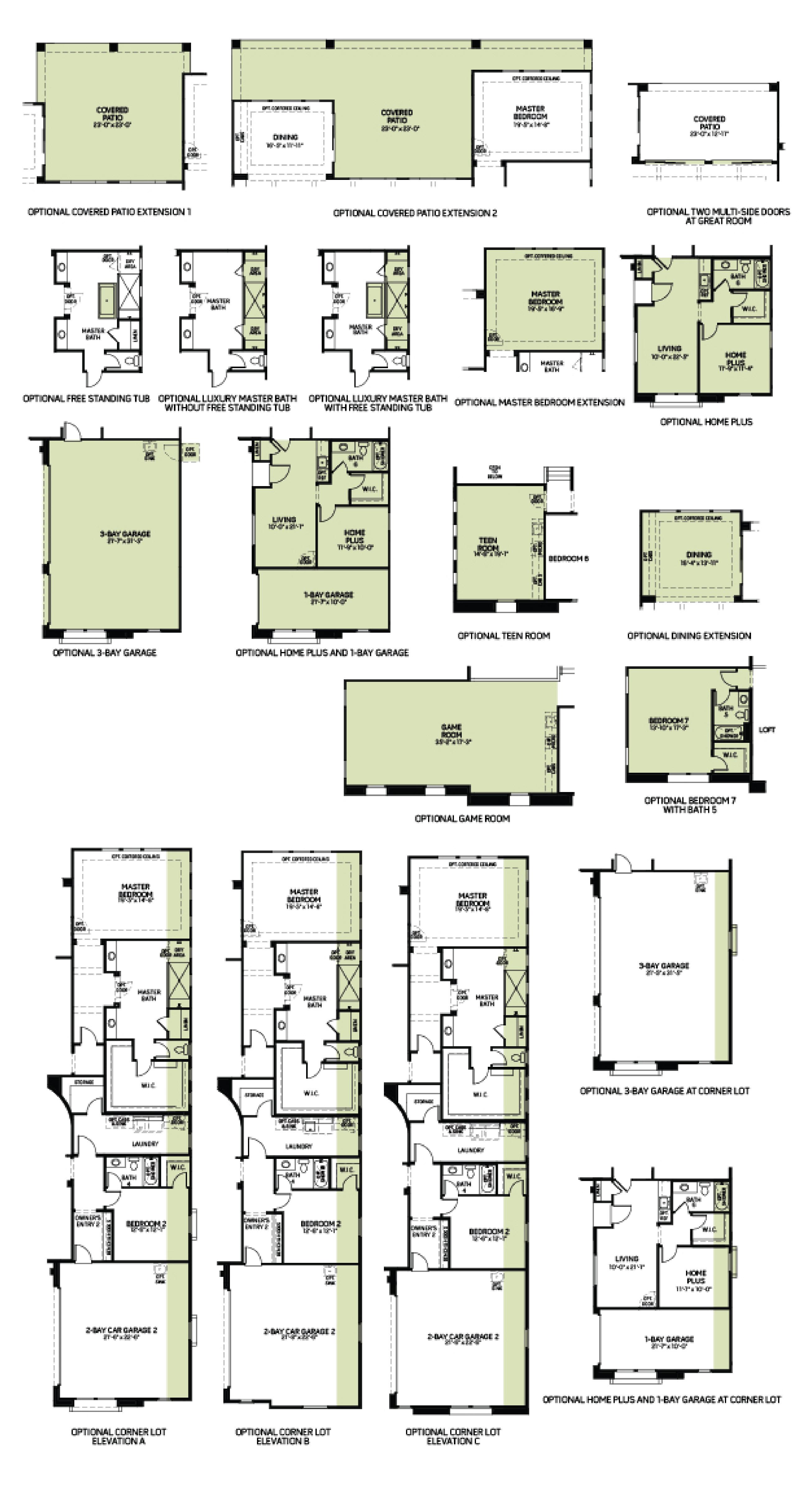 Grandeur | Home+ Floorplan