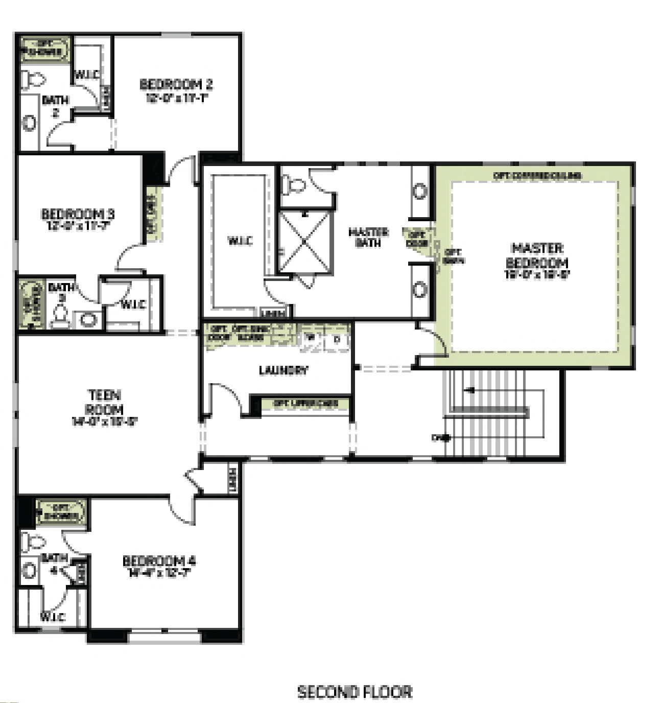 Majestic | Home+ Floorplan
