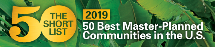 Eastmark Recognized as a 50 Best Master-Planned Communities in the United States