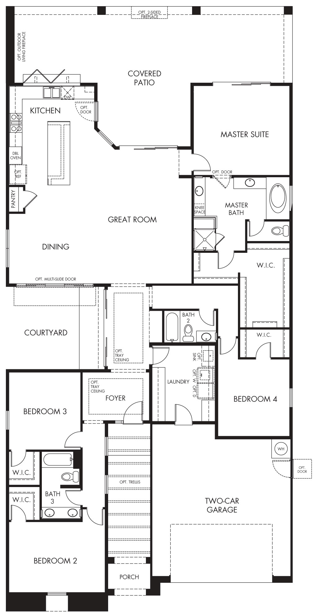 Sierra Select Floorplan