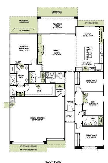 Aura Floorplan