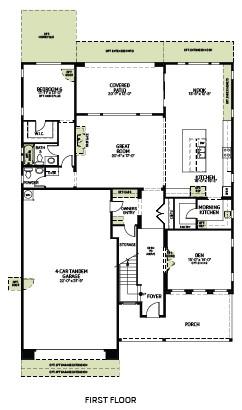 Bali | Home+ Floorplan