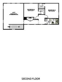 Serenity | Home+ Floorplan