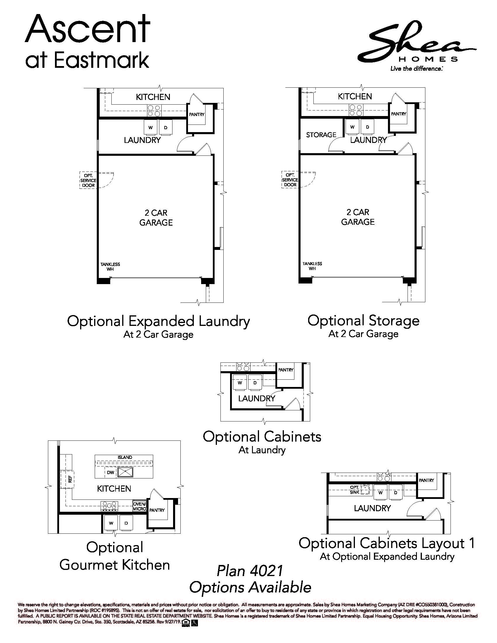 Plan 4021 Floorplan
